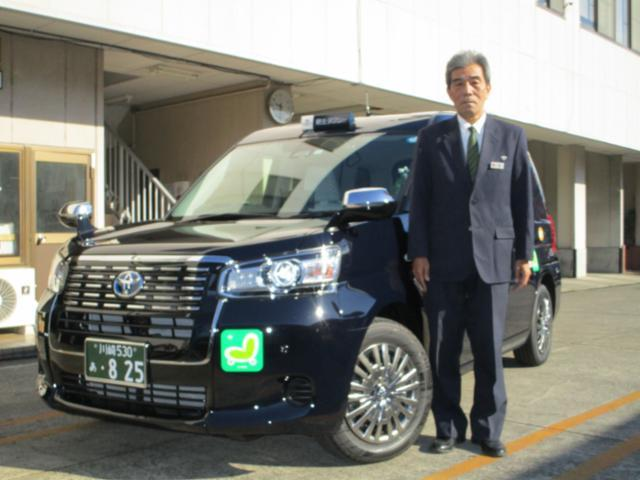 明生タクシー株式会社の画像・写真