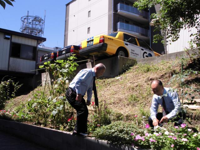 川崎タクシー株式会社 港北営業所の画像・写真